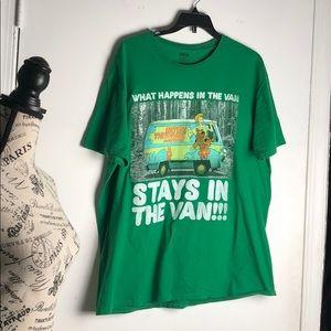 Scooby Doo men's T-shirt